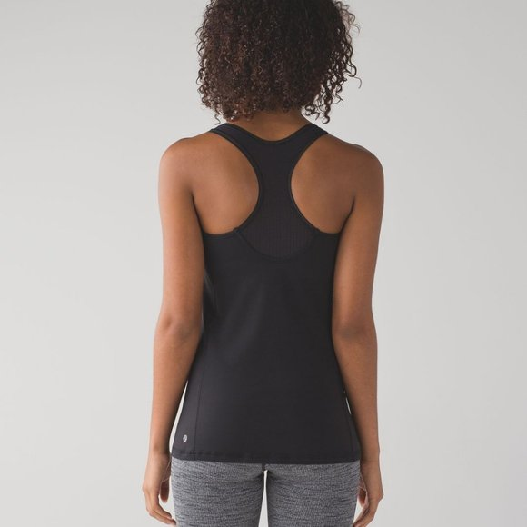 EUC Lululemon Deep Breath Tank Top